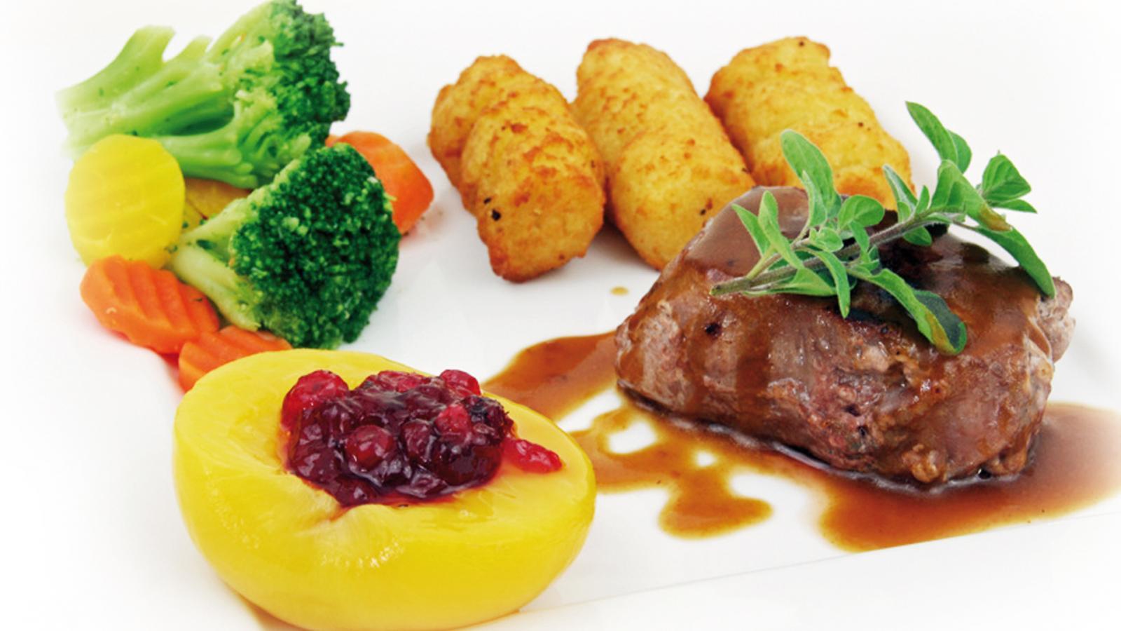 Gerichte der Schwarzwälder Küche