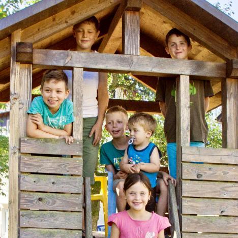 Die idyllische Lage des Gasthaus Hirsch in einem Seitental ohne Durchgangsstraße bietet zahlreiche Freizeitmöglichkeiten.