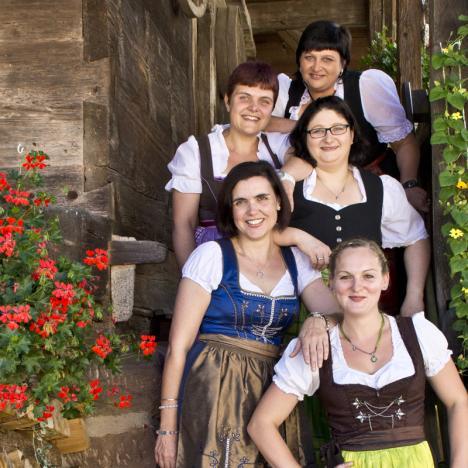 """Service Gasthaus """"Zum Hirsch"""", Hausach - d'Monika"""