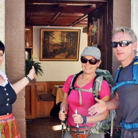 Schwarzwälder Gastfreundschaft, Herzlichkeit und Service