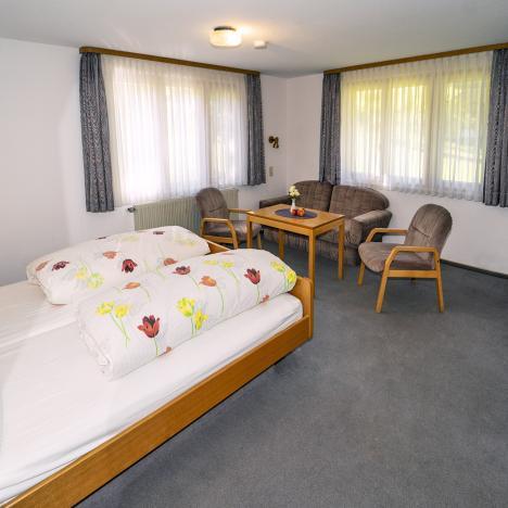 Zimmer 1, Gasthaus zum Hirsch - d'Monika, Hausach / Einbach