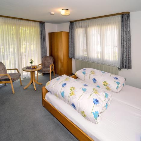 Zimmer 2, Gasthaus zum Hirsch - d'Monika, Hausach / Einbach