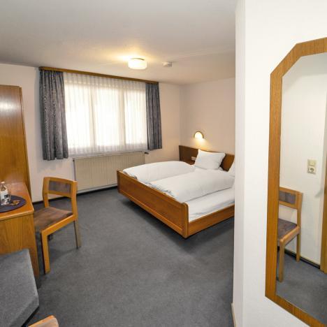 Zimmer 3, Gasthaus zum Hirsch - d'Monika, Hausach / Einbach